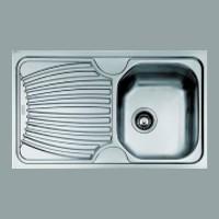 Rvs Wasbak Opbouw.Keukens Keuken Advies Montage Inbouwapparatuur Accessoires