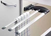 Uitschuifbaar Handdoekrek Keuken : Keukens keuken advies montage inbouwapparatuur accessoires